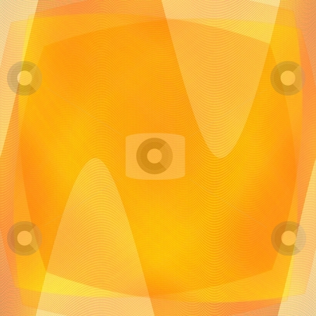 N shaped background stock photo, Yellow and orange N shaped photo background by Milsi Art
