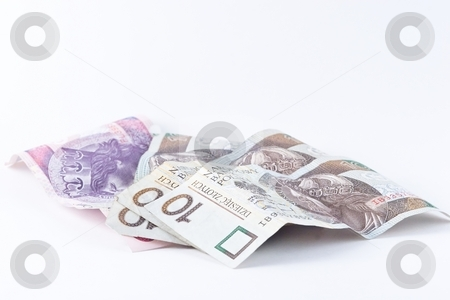Polish currency stock photo, The z? by Mariusz Jurgielewicz
