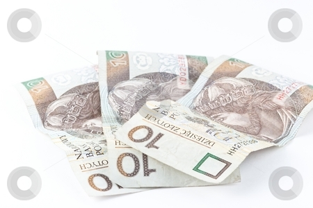 Polish currency stock photo, The z? by Mariusz Jurgielewicz
