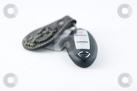 Intelligent Key stock photo, Advanced key or keyless entry is the electronic access and authorization system which is available as an option in several cars. by Mariusz Jurgielewicz