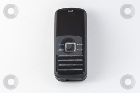 Mobile phone stock photo, Mobile phone (also known as a wireless phone, cell phone, or cellular telephone) is a short-range, electronic device used for mobile voice or data communication over a network of specialised base stations known as cell sites. by Mariusz Jurgielewicz