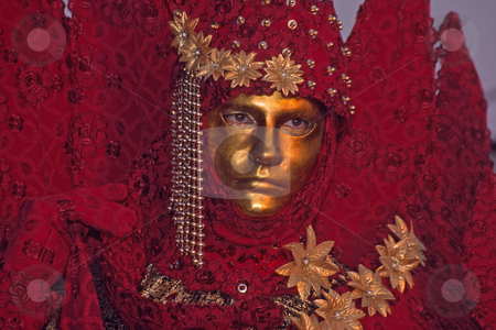 Carnival in Venice, Italy stock photo, Carnival in Venice, Italy by Lothar Hinz