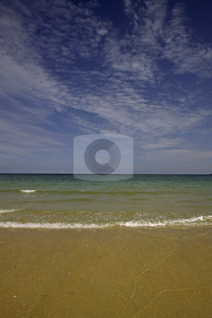 St-Cast-le-Guildo, On the beach, Brittany, Northern France stock photo, St-Cast-le-Guildo, On the beach, Brittany, Northern France by Lothar Hinz
