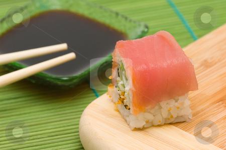 Japanese sushi stock photo,  by Andrey Butenko