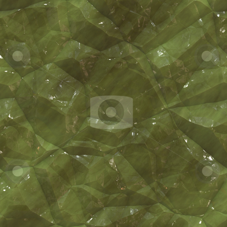 Crystalline mineral facets stock photo, Crystalline mineral and metal shiny faceted ore deposits by Kheng Guan Toh