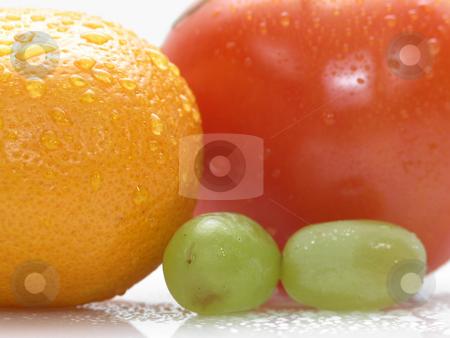 Fruit Close Up stock photo, Fruit Close up by John Teeter
