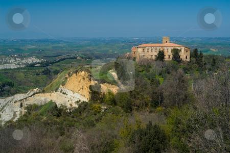 Kloster in Volterra, Toskana stock photo, Kloster in Volterra, Toskana by Wolfgang Heidasch