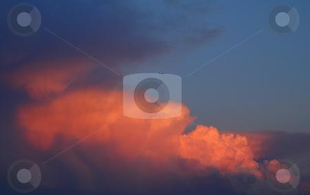 Thunderhead stock photo,  by Richard Sheehan