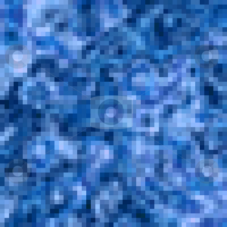 Blue color squares abstract background. stock photo, Blue color squares abstract background. by Stephen Rees