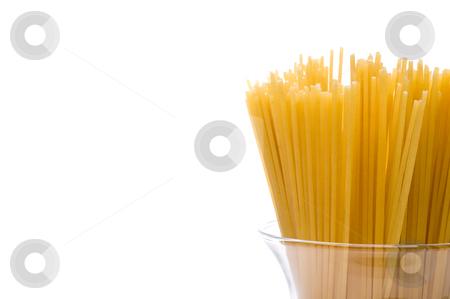 A bundle of spaghetti in a jar stock photo, A bundle of spaghetti in a jar by Vince Clements