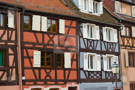 Fachwerkh?user in Colmar, Frankreich - Half-timbered houses in Colmar, France stock photo, Fachwerkh?user in Colmar, Frankreich - Half-timbered houses in Colmar, France by Wolfgang Heidasch