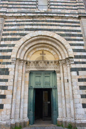 Der Dom Dom Santa Maria Assunta in Volterra, Toskana, Italien - The basilica Dom Santa Maria Assunta stock photo, Aus dem fr?hen 12. Jahrhundert - Founded at the beginning of the 12th century by Wolfgang Heidasch