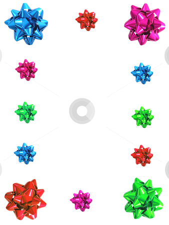 Bow Background stock photo, Bow Background with copy space by John Teeter