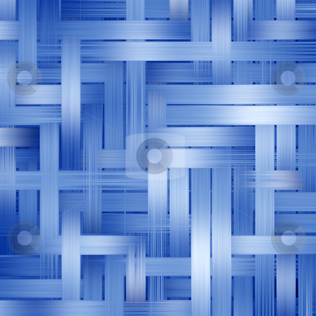 Blue streaks abstract pattern background. stock photo, Blue streaks abstract pattern background. by Stephen Rees