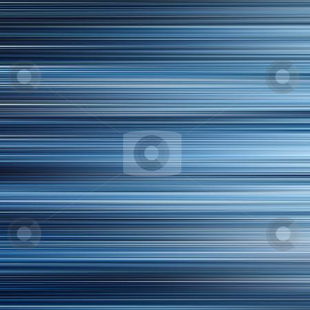 Blue colors graduated horizontal lines abstract background. stock photo, Blue colors graduated horizontal lines abstract background. by Stephen Rees