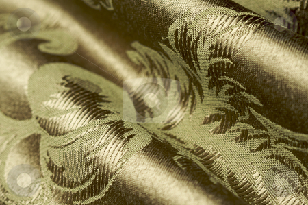 Elegant Silk Material Background stock photo, Elegant Silk Material Background Abstract by Andy Dean