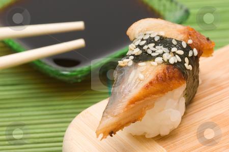 Japanese sushi stock photo, Japanese sushi by Andrey Butenko