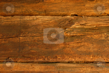 Wood background stock photo, Wood background. Part of old wooden wall. by Joanna Szycik