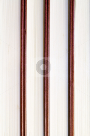 Background of Books stock photo, A row of the same old books - close up by Petr Koudelka