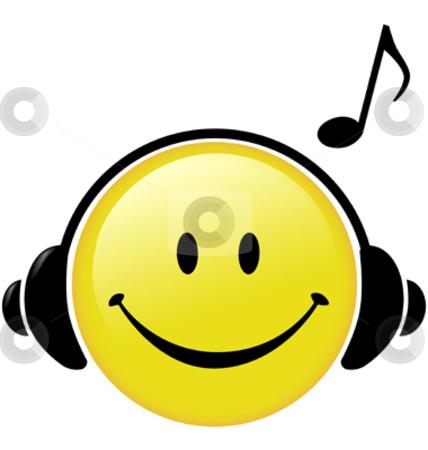 Happy Music Headphones Musical...