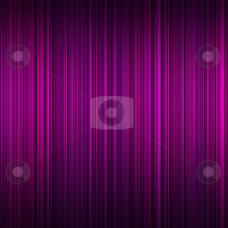 Purple vetical lines abstract background. stock photo, Purple vertical lines abstract background. by Stephen Rees