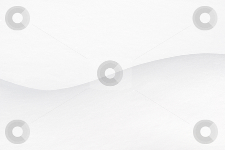 Snow Abstract stock photo, Abstract picture of some snow drift by Alain Turgeon