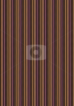 Vertical lines pattern stock photo, Seamless texture of warm colored vertical lines by Wino Evertz
