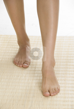 Legs of caucasian model stock photo, Legs of caucasian model by Imagery Majestic