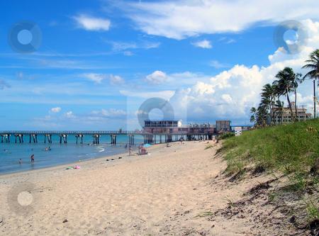 Beach stock photo, A peaceful beach by Crystal Srock