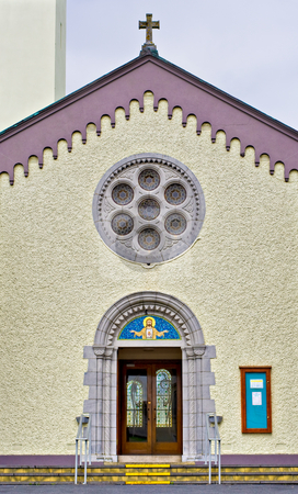 Church stock photo, A church in Galway County, Ireland by Stephen Bonk
