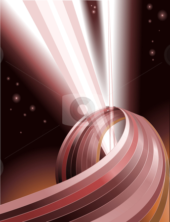 Abstract light beams background stock vector clipart, An vector abstract light beams background illustration by Christos Georghiou