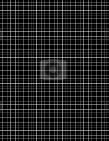 Black and White Grid stock photo, Could be used as art element in any type of design - print or web.  Squares are about .25