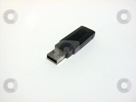 USB Flash/Thumb Drive stock photo, My pocket thumbdrive. by Todd Arena