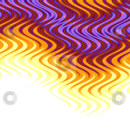 Swirly Background Flames stock photo, Lakers colors-  fire swirly background by Todd Arena