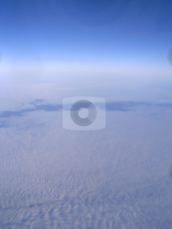 Above the Clouds stock photo, A view from up top. by Todd Arena