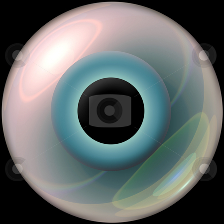 3d eyeball stock photo, I created this is photoshop. by Todd Arena