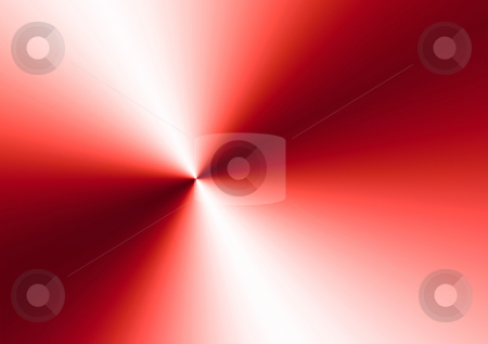 Beyond Red stock photo, Abstract infinite red design. Add your own text by R Deron