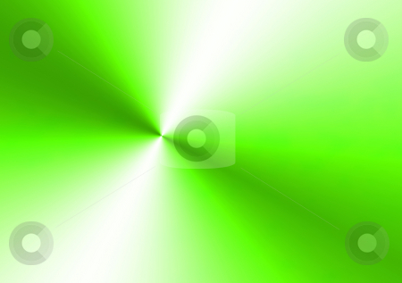 Going Green stock photo, Abstract infinite green design. Add your own text by R Deron
