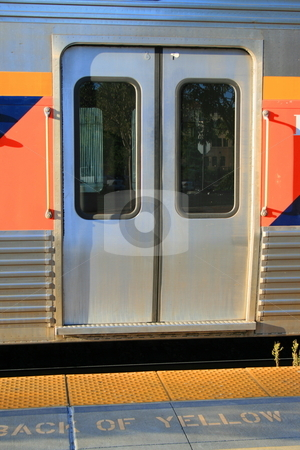 Train Entrance  stock photo,  by Michael Felix