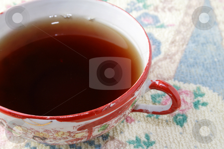 Tea stock photo, Cup of tea ready to drink or serve by Ira J Lyles Jr