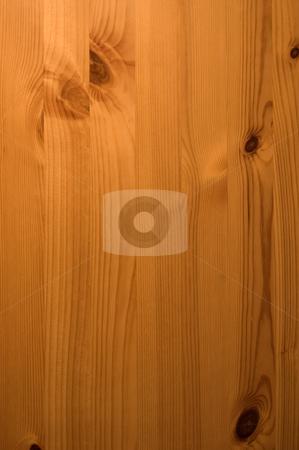 Antique Pine Wooden Panel stock photo, Antique pine wooden door panel by Peter Cox