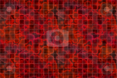 3D Blood Cells Texture stock photo, A field of red circular blood cells. This 3d medical illustration works great as a background. by Todd Arena
