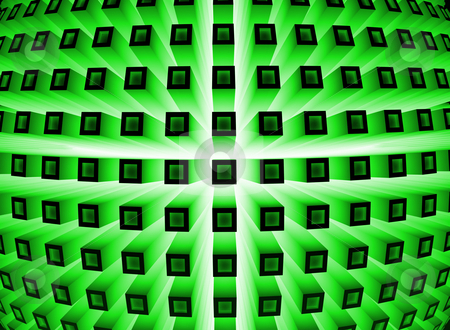Bits stock photo, Abstract background image by Magnus Johansson