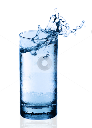 Refreshing drink stock photo, Refreshing drink on a hot summer day. by Tommy Maenhout