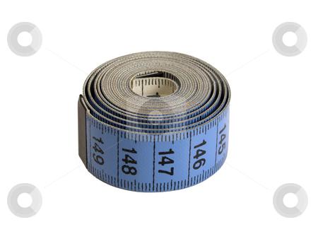 Tape Measure stock photo, Tape Measure by Ingvar Bjork