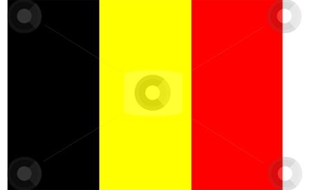 Flag Of Belgium stock photo, Flag of Belgium national country symbol illustration by Tudor Antonel adrian