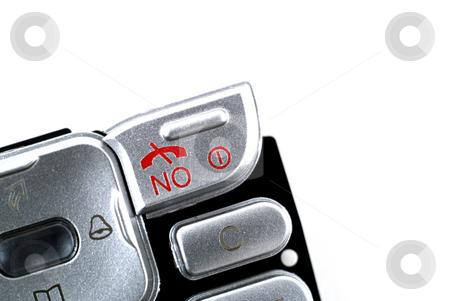 Keypad stock photo, Stock photography of the keypad found on phones by Albert Lozano