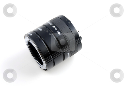 Camera accessories stock photo, Stock pictures or lenses and other camera accessories by Albert Lozano
