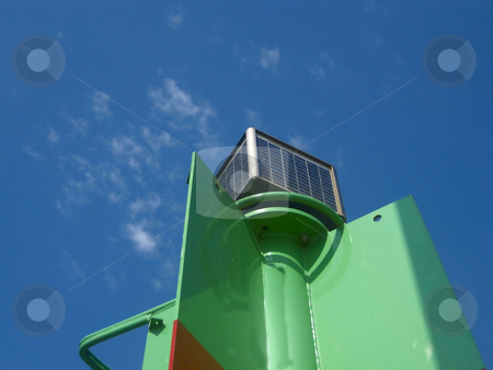 Solar energy stock photo, Pictures related to solar energy and solar cells by Albert Lozano