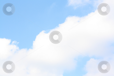 Clouds stock photo,  by Chris Torres
